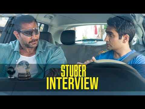 Stuber - Interviews