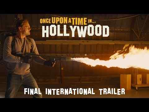 Bilo jednom ... u Hollywoodu - trailer 3