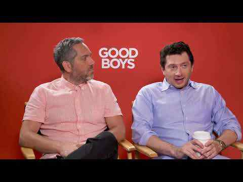 Good Boys - Gene Stupnitsky & Lee Eisenberg Interview