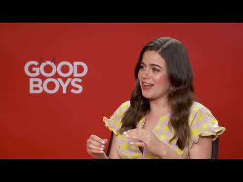 Good Boys - Molly Gordon Interview