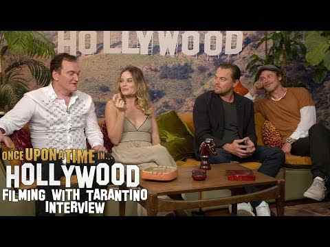 Once Upon a Time in Hollywood - Interviews
