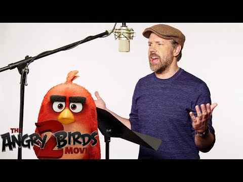 The Angry Birds Movie 2 - Behind the Voices