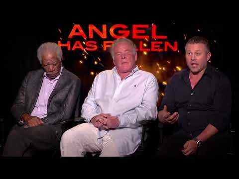 Angel Has Fallen - Morgan Freeman