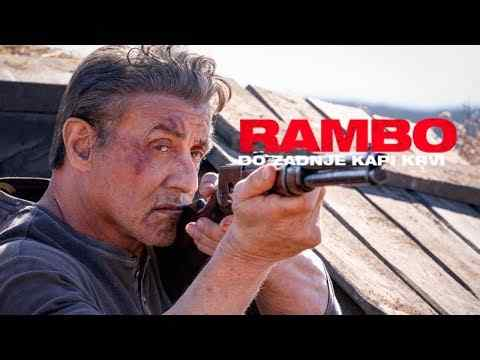 Rambo: Do zadnje kapi krvi - TV Spot 1