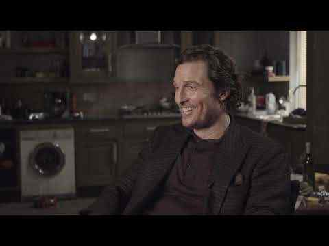 The Gentlemen - Matthew McConaughey Interview