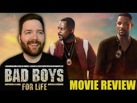 Bad Boys For Life - Chris Stuckmann Movie review