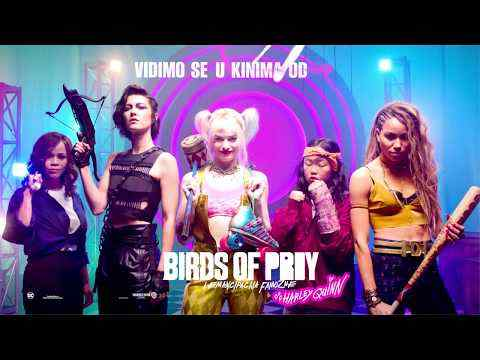 Birds of Prey i emancipacija famozne Harley Quinn - TV Spot 2