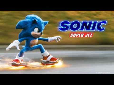 Sonic: Super jež - TV Spot 1