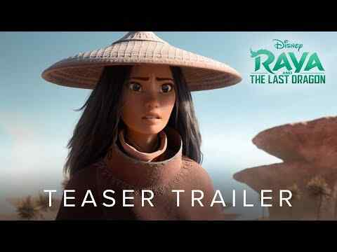 Raya and the Last Dragon - trailer