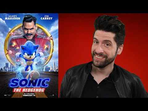 Sonic the Hedgehog - Jeremy Jahns Movie review