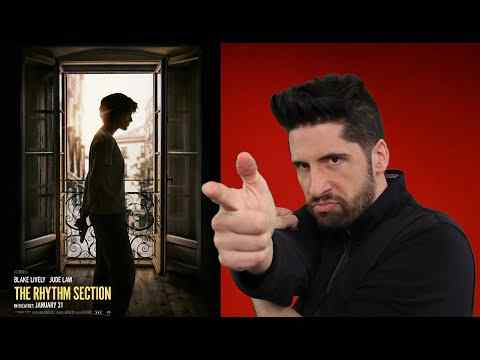 The Rhythm Section - Jeremy Jahns Movie review