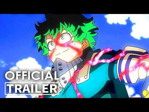 My Hero Academia: Heroes Rising - trailer 1