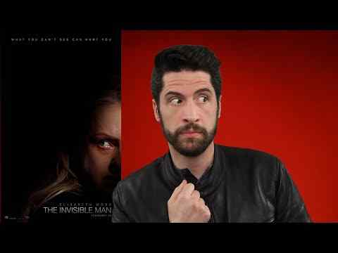 The Invisible Man - Jeremy Jahns Movie review