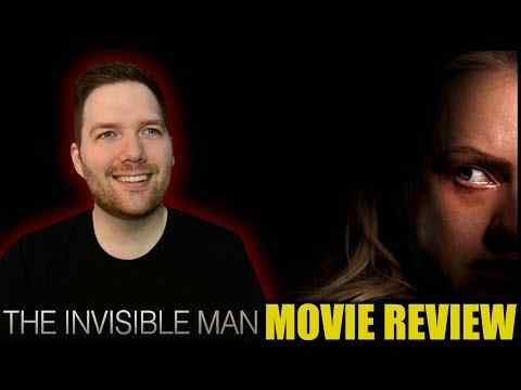 The Invisible Man - Chris Stuckmann Movie review