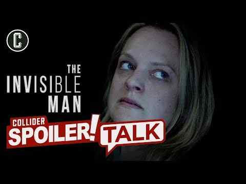 The Invisible Man - Collider Movie Review