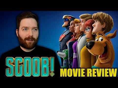 Scoob! - Chris Stuckmann Movie review
