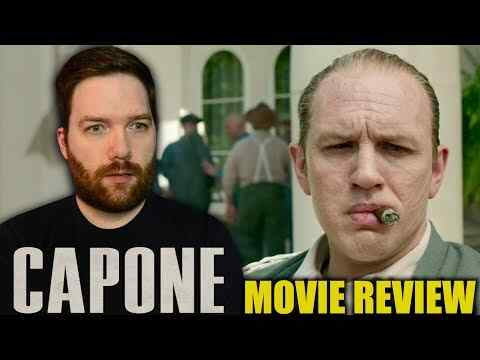 Capone - Chris Stuckmann Movie review