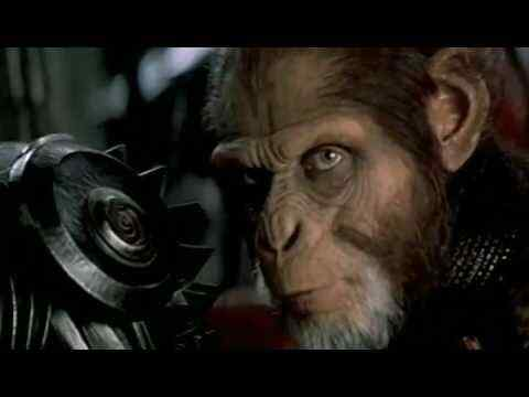 Planet of the Apes - trailer