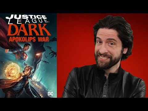 Justice League Dark - Jeremy Jahns Movie review