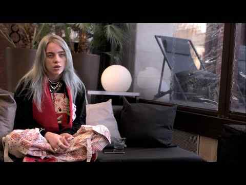 Billie Eilish: The World's a Little Blurry - trailer 2