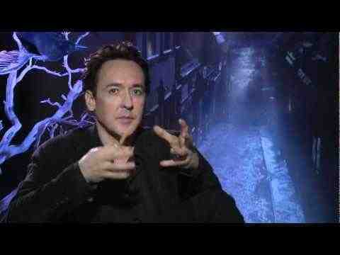 The Raven - John Cusack Interview