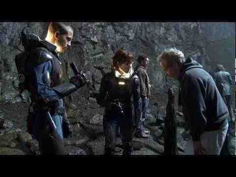 Prometheus - Behind the Scenes