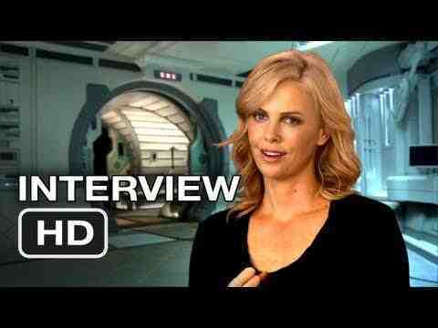 Prometheus - Charlize Theron Interview