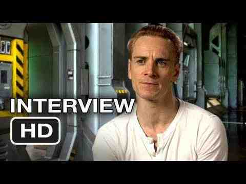Prometheus - Michael Fassbender Interview