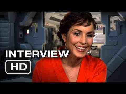 Prometheus - Noomi Repace Interview