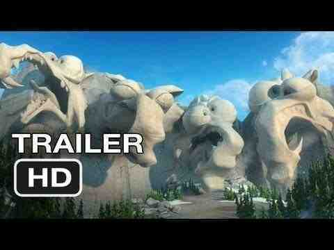 Ice Age: Continental Drift - trailer 2