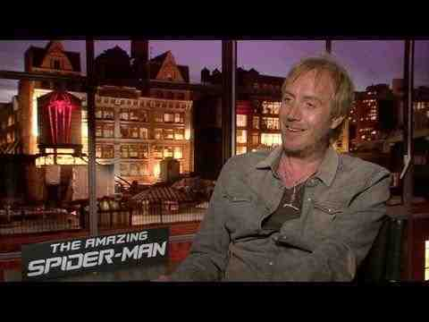 The Amazing Spider-Man - Rhys Ifans Interview