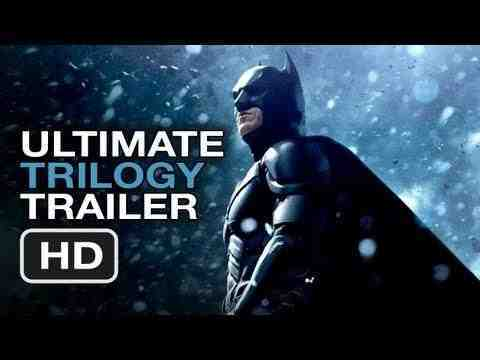 The Dark Knight Rises - Ultimate Trilogy Trailer