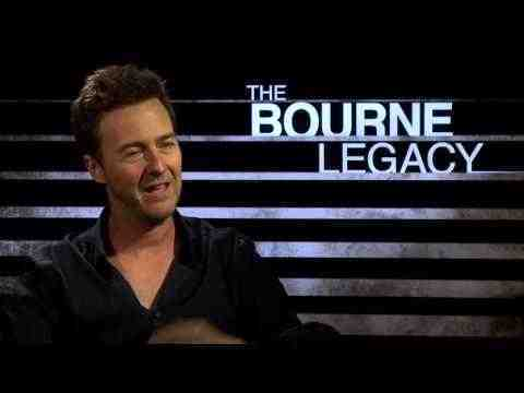 The Bourne Legacy - Edward Norton Interview