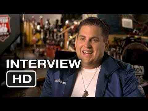 The Watch - Jonah Hill Interview