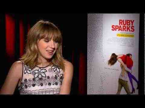 Ruby Sparks: Zoe Kazan Interview