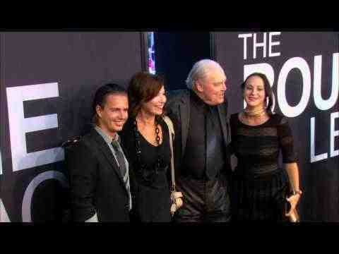 The Bourne Legacy: World Premiere in NYC Atmosphere