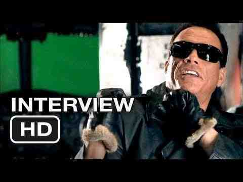 Expendables 2 - Jean-Claude Van Damme - Interview
