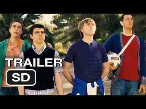 The Inbetweeners - trailer