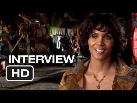 Cloud Atlas - Halle Berry Interview