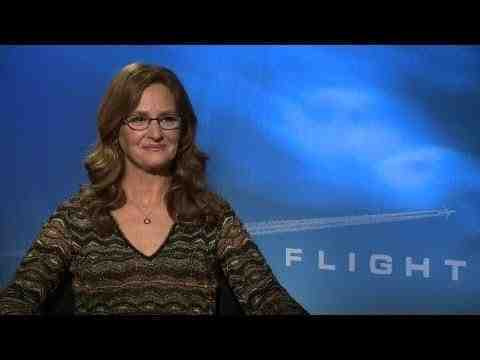 Flight - Melissa Leo Interview