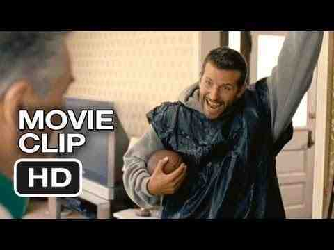 Silver Linings Playbook - Up Up Up Clip