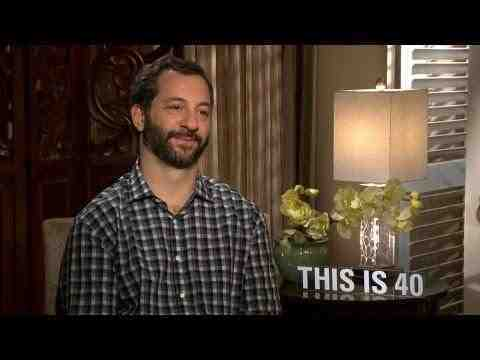 This Is 40 - Judd Apatow Interview