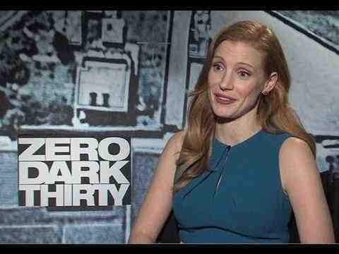 Zero Dark Thirty - Jessica Chastain Interview
