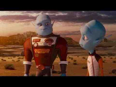 Escape from Planet Earth - trailer