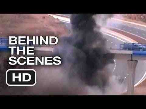 Fast and the Furious 6 - Behind The Scenes - Bridge Explosion