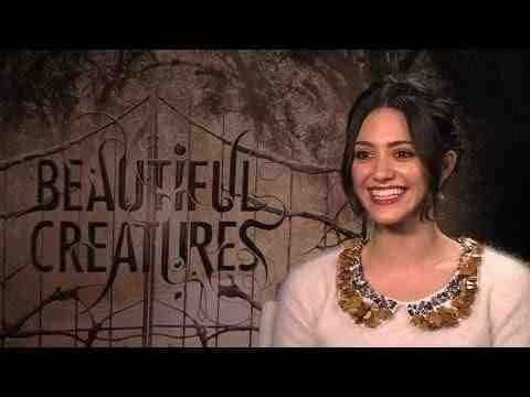 Beautiful Creatures - Emmy Rossum Interview