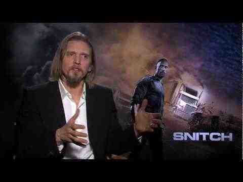 Snitch - Barry Pepper Interview