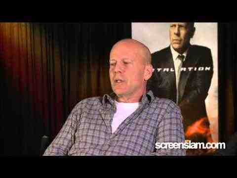 G.I. Joe: Retaliation - Bruce Willis interview