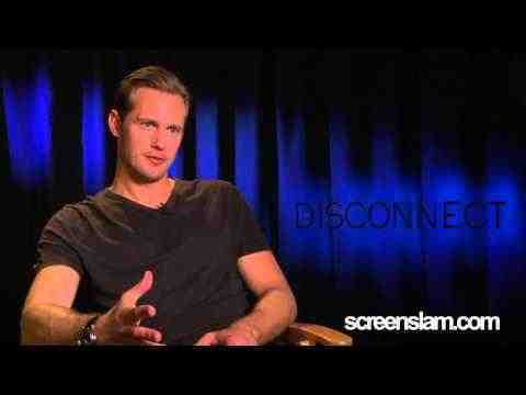 Disconnect - Alexander Skarsgård Interview
