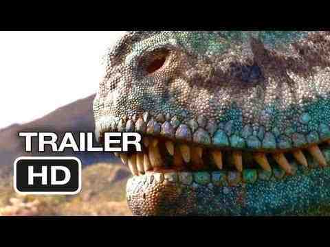 Walking with Dinosaurs 3D - trailer